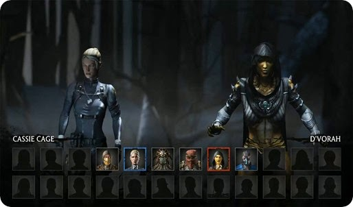 Character Selection(1)