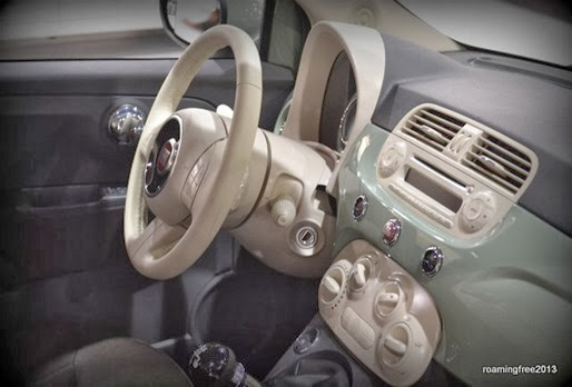 How 'bout that interior?