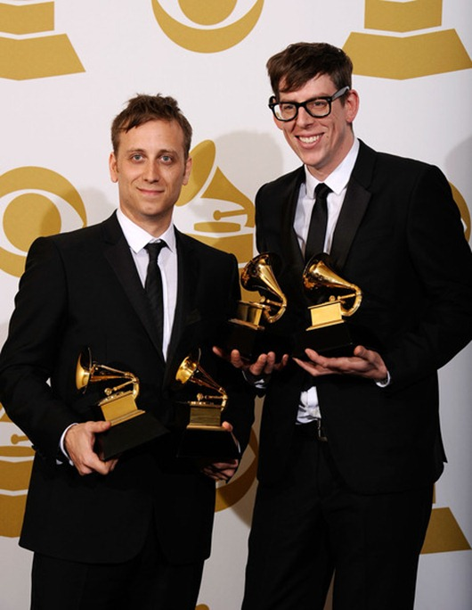 Patrick Carney 53rd Annual GRAMMY Awards Press qgK8qbmqYaJl