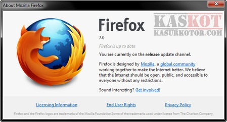 Download Mozilla Firefox 7.0