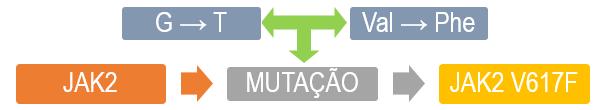 Mutação JAK2