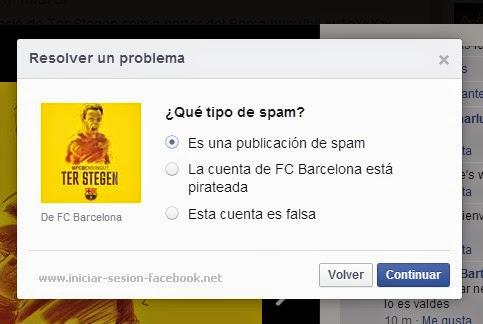 qué tipo de spam