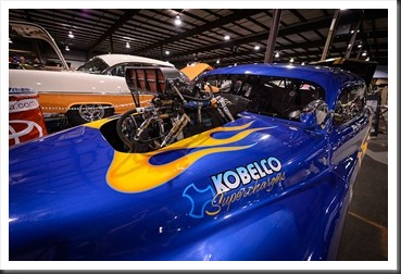 "Johnny Rocca's 1949 Mercury ""Ironhorse"""