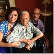 91 años doña lucia