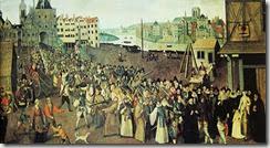 Procession de la Ligue en 1590