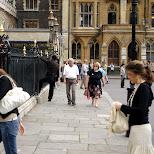 girls in downtown london in London, London City of, United Kingdom
