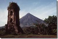 Mayon Volcano in Albay Bicol