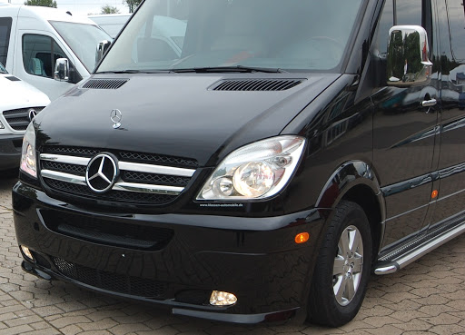 Luxus Sprinter 315 318 515 518 VIP servis Business Reisebus Mercedes