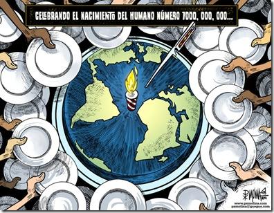 La Kodorniz - Humano 7000 millones