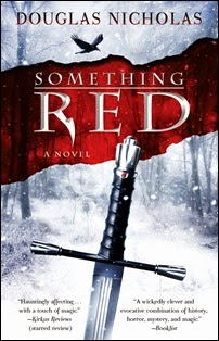 Something Red - Douglas Nicholas