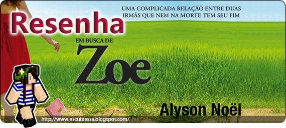 Banner Resenha - Zoe