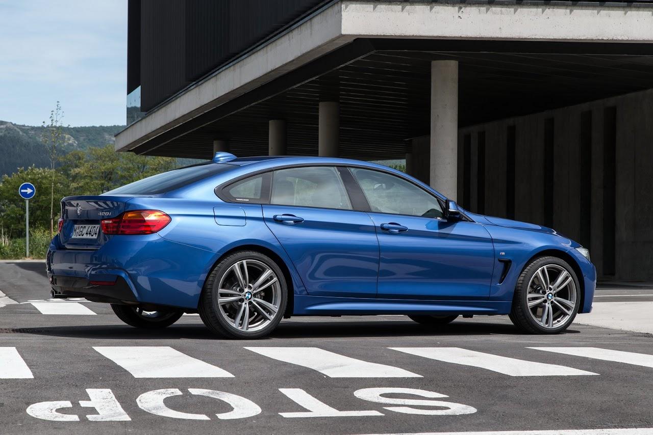 BMW 4 Serisi Gran Coupe ülkemiz yollarına çıktı ...