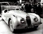 1950-3 Jaguar XK120
