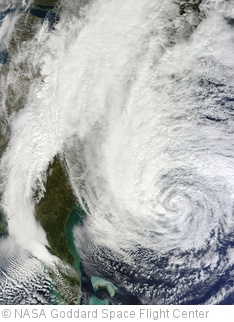 'Hurricane Sandy off the Carolinas' photo (c) 2012, NASA Goddard Space Flight Center - license: http://creativecommons.org/licenses/by/2.0/
