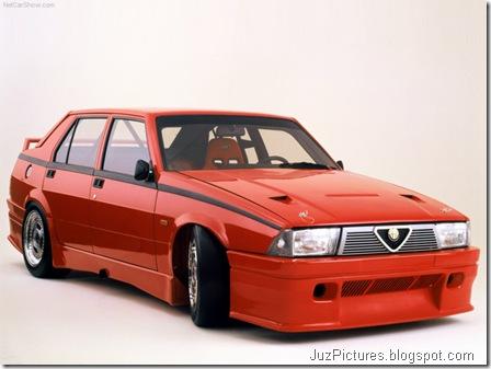 Alfa Romeo 75 1.8i Turbo TCC1