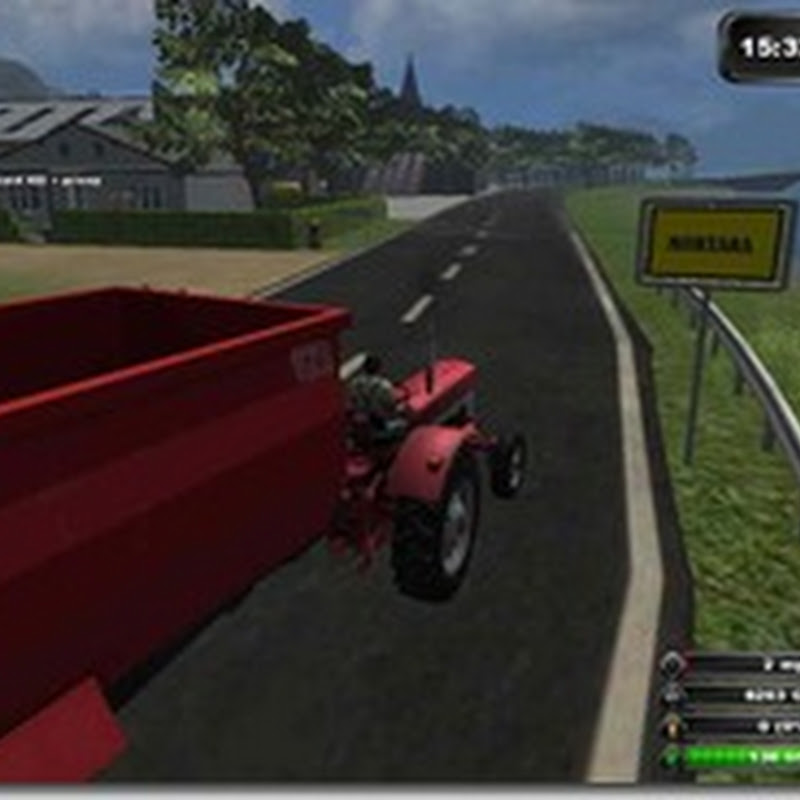 Farming simulator 2011–Vigevano map (ITA)