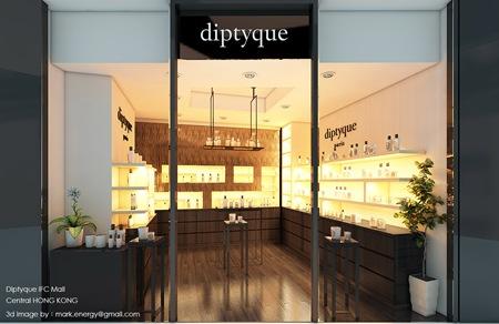 20111020 Diptyaue facade