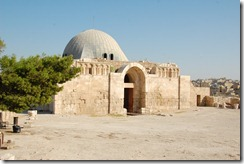 Oporrak 2011 - Jordania ,-  Ciudadela de Amman , 19 de Septiembre  33