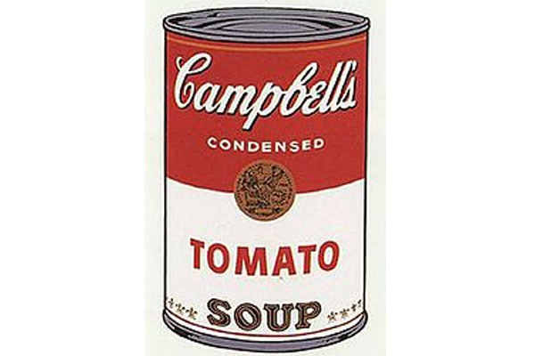 Tomato-Soup-Campbell´s-Andy-Warhol-Pop-Art
