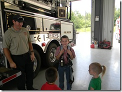 Fire Station and Homeschooling 069