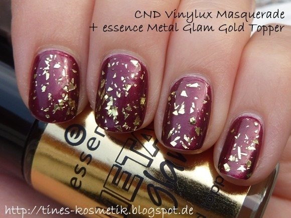 essence Metal Glam Gold Topper 3