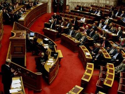 Ψηφίστηκε η έκτακτη εισφορά με 155 ψήφους