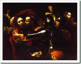 caravaggio, the-betrayal-of-christ