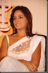 neethu chandra in saree_hot