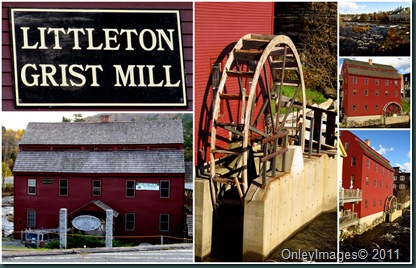 Littleton mill collage1
