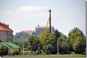 042-Moukatchevo-chateau Palanok 14em siecle