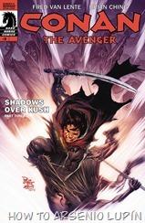Conan El Vengador 3