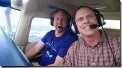 Jason, Brian pilots