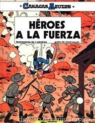 P00005 - heroes a la fuerza #6