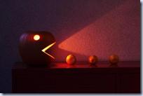 Pacman Pumpkin