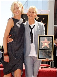 Ellen DeGeneres calçada 02