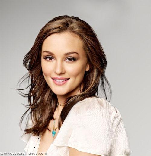 Leighton meester blair gossip girl garota do blog linda sensual desbaratinando  (22)