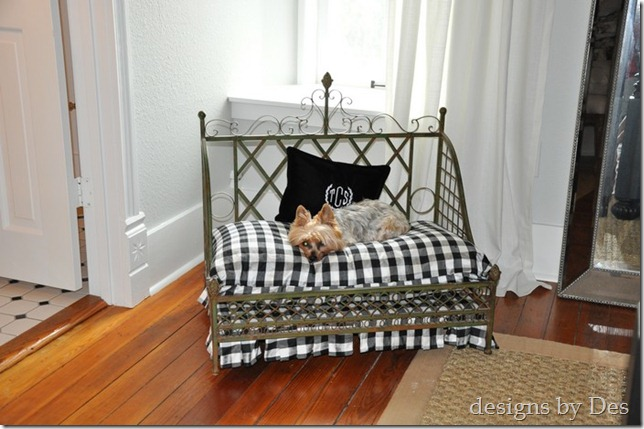 dog bed 013