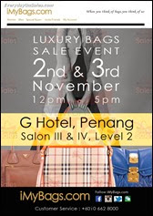 iMyBags Branded Handbags Warehouse Sale Event 2013 Malaysia Deals Offer Shopping EverydayOnSales