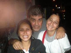 Marreta - Cleto, Aline, Maria