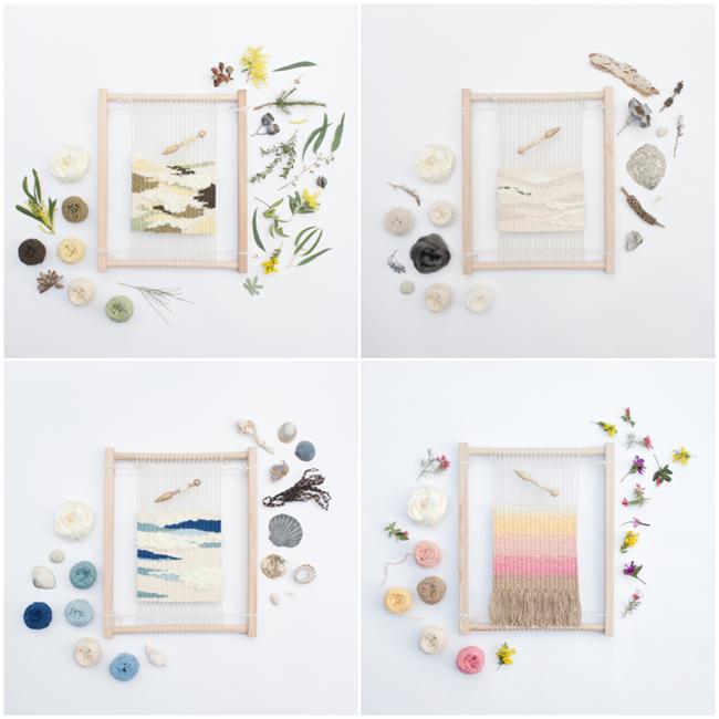 Eco Weaving Kit by Alchemy 1