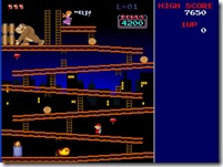 Screenshot Super Donkey Kong.
