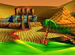 Donkey Kong 64 - Oásis