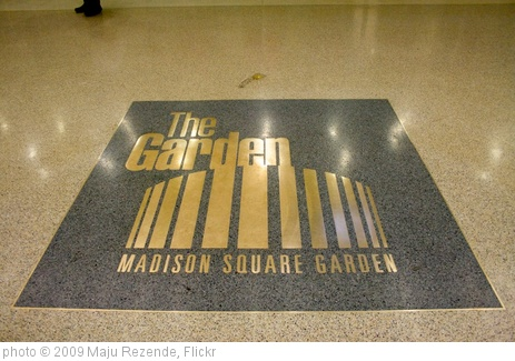 'The Madison Square Garden' photo (c) 2009, Maju Rezende - license: http://creativecommons.org/licenses/by/2.0/