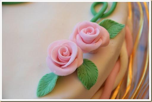 Ricetta torta di rose per celiaci