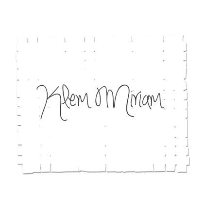 Signatur Miriam