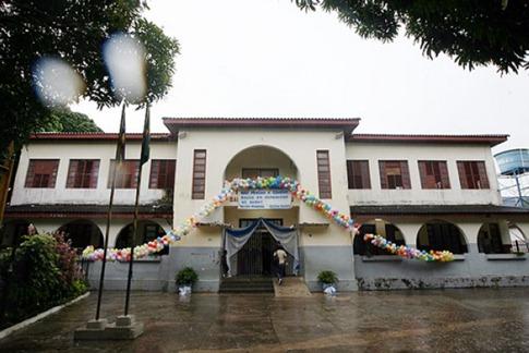 Escola de 1º Grau Barão do Rio Branco, Macapà - Amapà