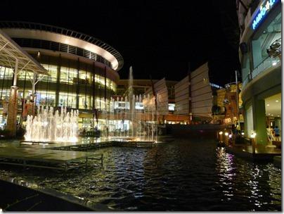 Jungceylon night view
