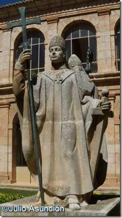 Arzobispo Jiménez de Rada - Santa María de Huerta