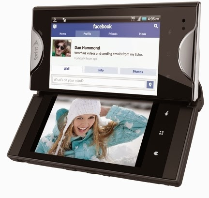 Dual Screen Smart Phone