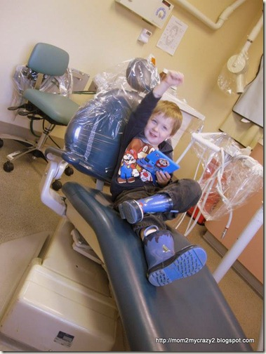Caden Dentist Chair